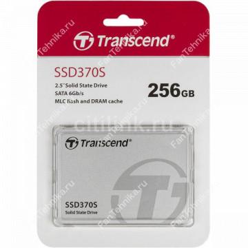 SSD накопитель TRANSCEND TS256GSSD370S 256Гб
