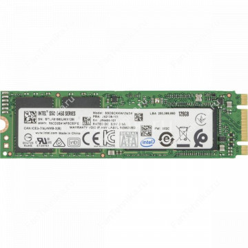 SSD накопитель INTEL 545s Series SSDSCKKW128G8 128Гб