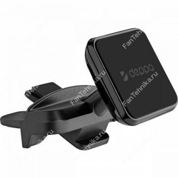 Держатель Deppa Mage CD магнитный черный для смартфонов (55162)