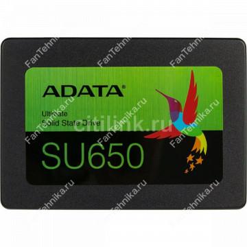 SSD накопитель A-DATA Ultimate SU650 ASU650SS-960GT-R 960Гб