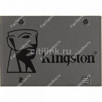 SSD накопитель KINGSTON A400 SA400S37/480G 480Гб