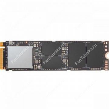 SSD накопитель INTEL 760p Series SSDPEKKW512G801 512Гб