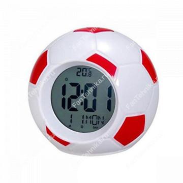 Настольные говорящие часы Футбольный мяч Atima AT-609TI