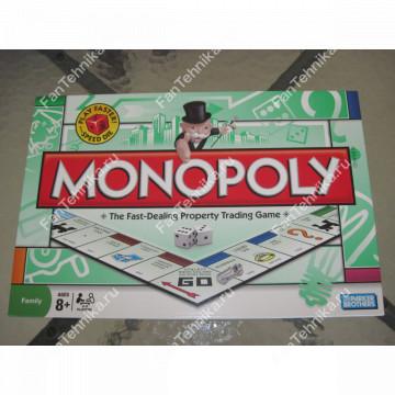 Настольная Игра большая Монополия арт.0112R