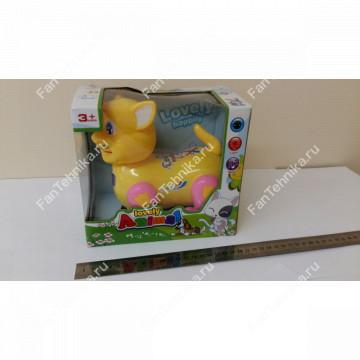 Музыкальная игрушка КОТ LOVELY ANIMAL