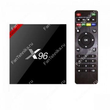 Смарт приставка X96 Amlogic S905W 1/8Gb Android 7.1