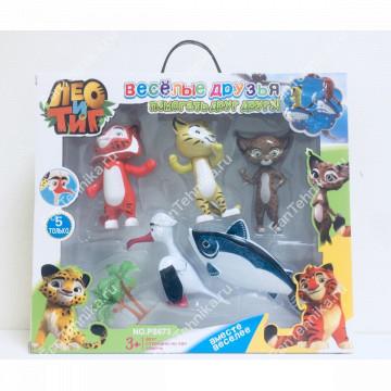 Лео и Тиг из 5 героев арт:PS673