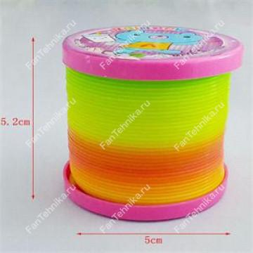Пружинка Радуга Magic Rainbow Spring