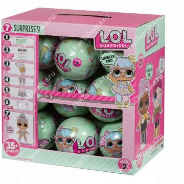 Набор кукол LOL, 18 шт