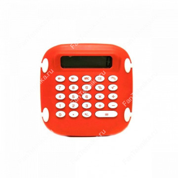 Карманный 8-разрядный калькулятор на батарейках Classe CLA-2804
