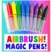 Волшебные фломастеры Airbrush Magic Pens