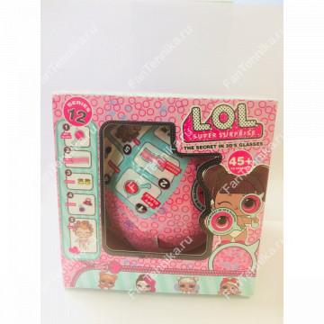 Кукла LOL 12 series