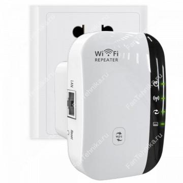 Гаджет для усиления сигнала Wi-Fi Repeater