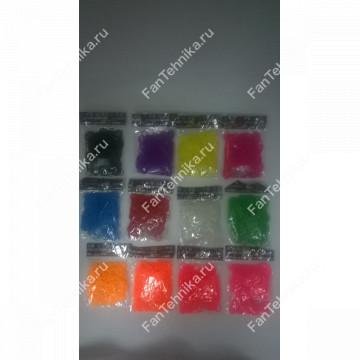 Набор из РЕЗИНОК Rubber Band одноцветные ароматизированные (600 шт.), арт. К-102