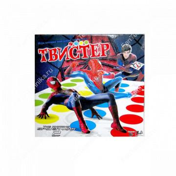 Подвижная игра Твистер Человек-паук арт.6125R