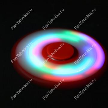 Игрушка-антистресс спиннер светящийся Rotating Storm