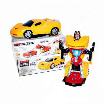 Робот-Трансформер 2 в 1 BIO SERIES