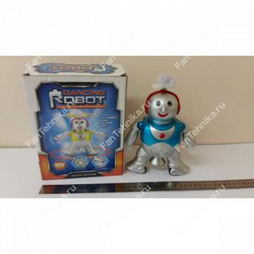 Музыкальная игрушка DANCING ROBOT Танцующий робот Арт.1301