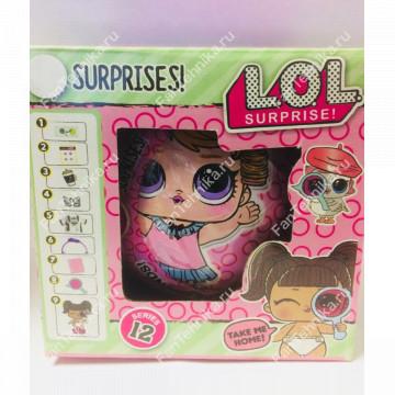 Кукла - сюрприз L.O.L. в шарике Малыш
