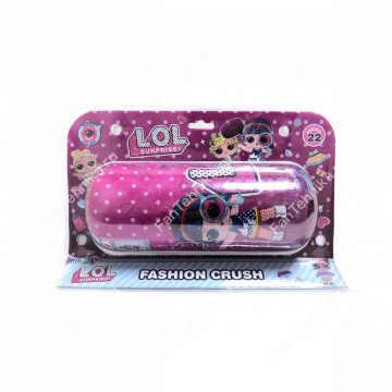 Кукла LOL Surprise Fashion Crush в большой капсуле, 25х10 см