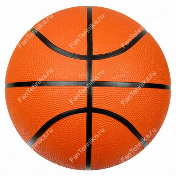 Мяч баскетбольный оранжевый TIAN MA
