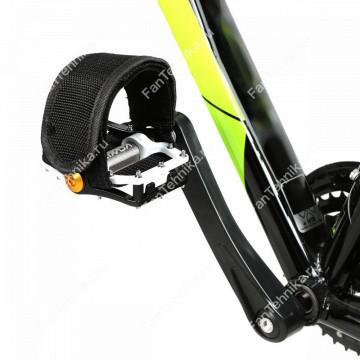 Ремешки (туклипсы) для велосипедных педалей, 1 шт