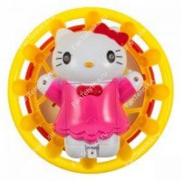 Вращающаяся игрушка со звуковыми эффектами 360 GLITTER SLEWING RING