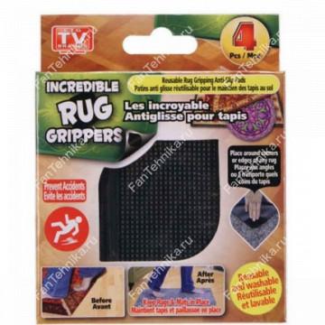 Антискользящие уголки для ковра RUG GRIPPERS