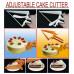 Нож-лопатка для торта ADJUSTABLE CAKE CUTTER