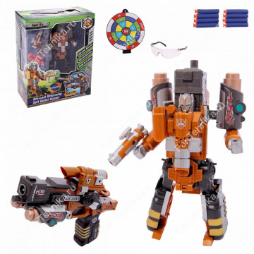 Робот-бластер Kaineng Armored X*man