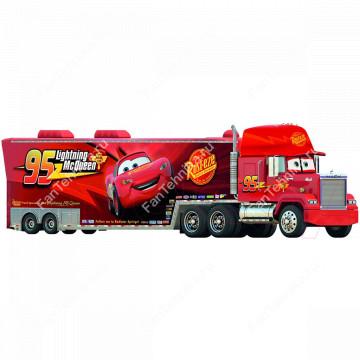 Инерционный грузовик Тачки Мак