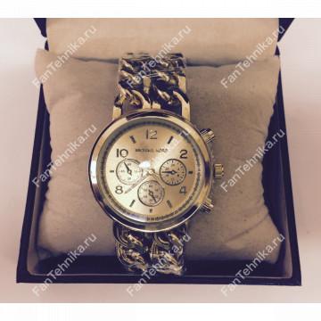 Женские часы Michael Kors с браслетом-цепочками