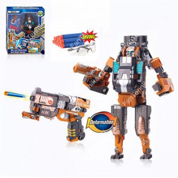 """Робот-бластер 2 в 1 Shantou Gepai """"Deformation"""""""
