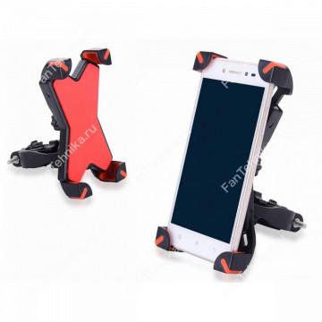 Универсальный велосипедный держатель для смартфона Phone Holder PH-666, 360°