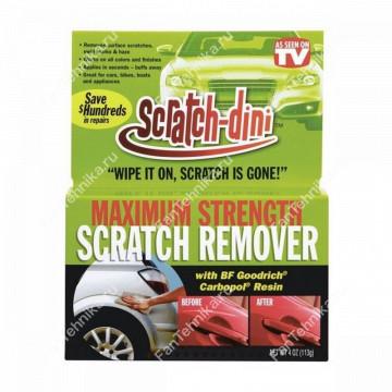 Паста для удаления царапин Scratch-dini