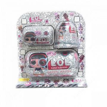Набор из 3 кукол LOL Under Wraps 23 серия