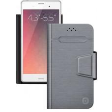 Чехол-книжка-подставка для смартфонов Deppa WalletFold M 4.3-5.5