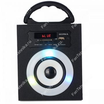 Supra BTS-550 Black