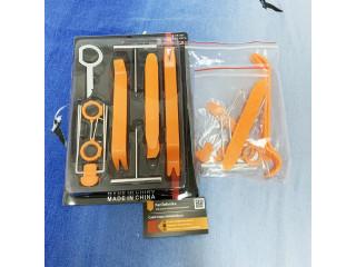 Набор инструментов для снятия обшивки