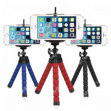 Гибкий штатив для телефона или фотоаппарата