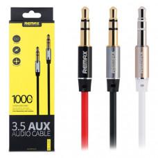 AUX кабель Remax jack 3.5 мм