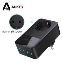 Сетевое зарядное устройство Aukey PA-S12