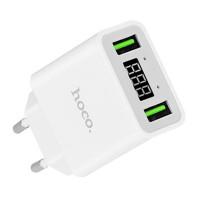 Сетевое зарядное устройство Hoco C25A