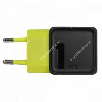 Сетевой блок питания Rock Sugar Travel Charger (1 USB, 1A)