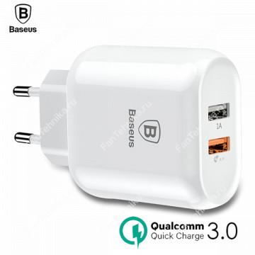 Зарядное устройство Baseus Bojure Series Dual-USB