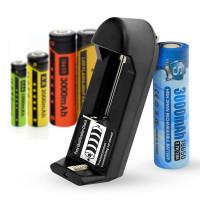 Универсальное зарядное устройство для батареек