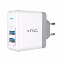 Сетевое зарядное устройство Vinsic Smart VSCW209