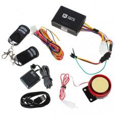 Персональный GPS-трекер для мотоциклов