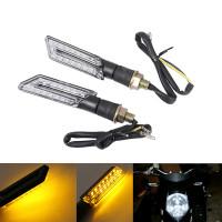 LED поворотники для мотоцикла (2 шт)