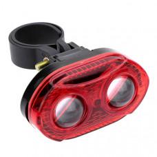Габаритный фонарь для велосипеда 3 LED